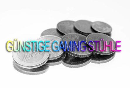 Gaming Stuhl bis 100 Euro